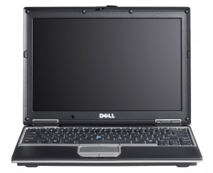 Laptop-Dell-D420