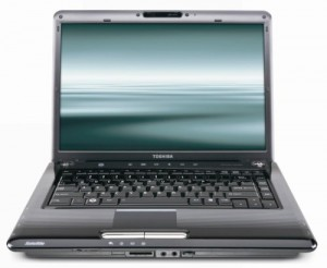 Laptop Toshiba Satellite A 305