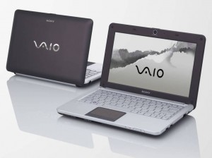 Laptop-sony-vaio-netbook